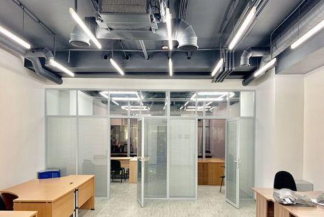 Аренда офиса 553 кв.м