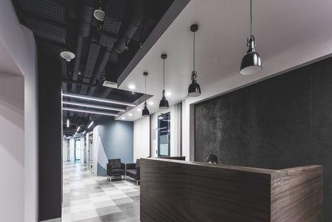 Аренда офиса 1500 кв.м