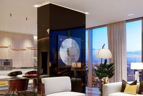 Купить апартаменты 118,8 кв.м